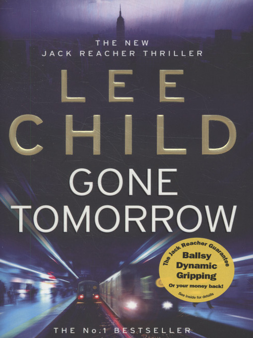 Cover of Gone tomorrow