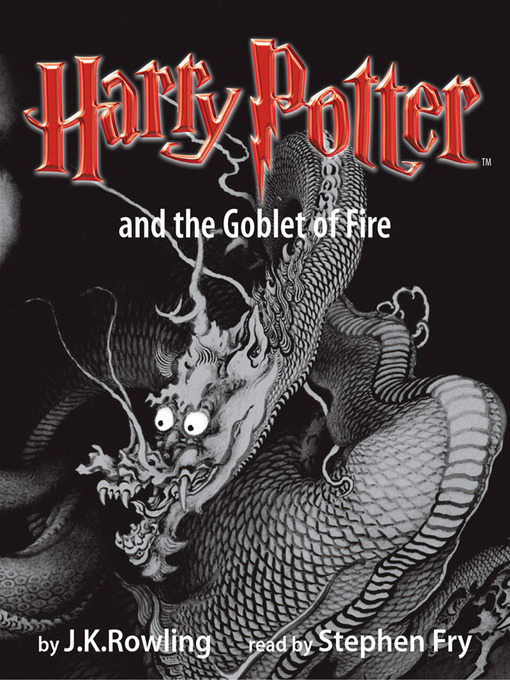 Cover of Harry Potter and the Goblet of Fire (Harry Potter Book 4)