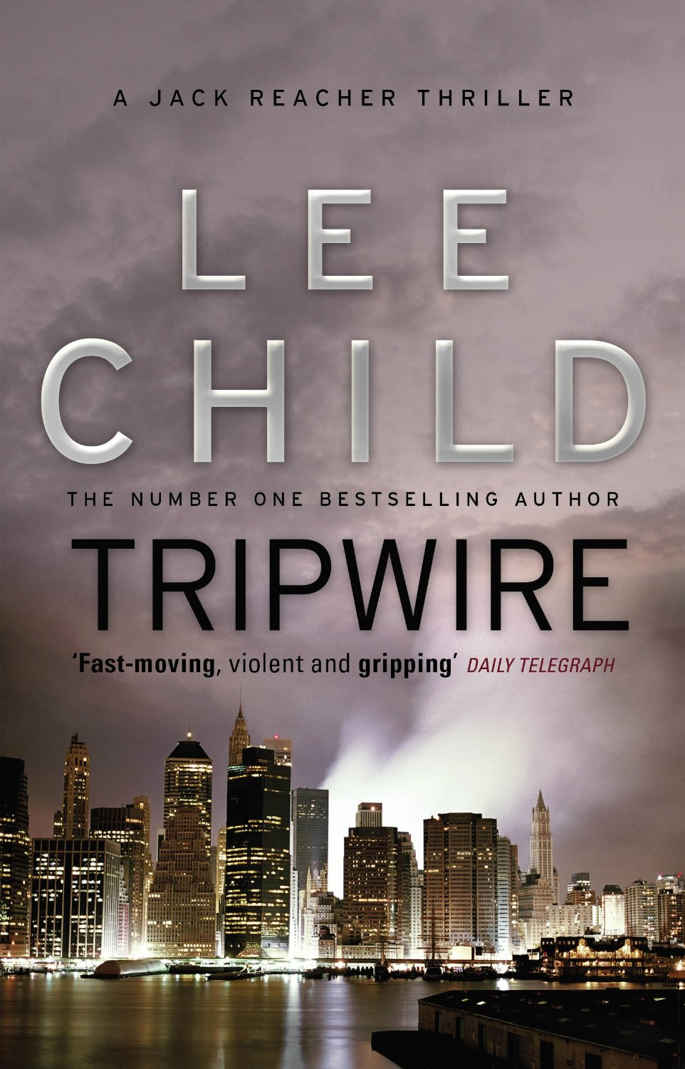 Cover of Tripwire (Jack Reacher, Book 3)