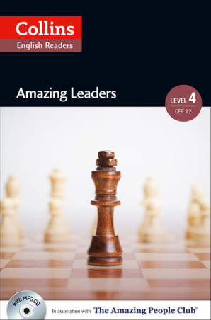 Cover of Amazing Leaders Level 4: B2