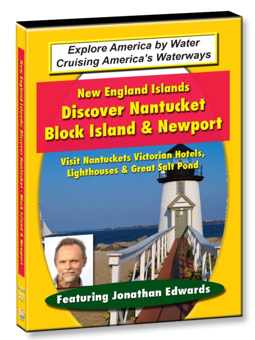 Title details for New England Islands: Small Ship Cruising: Discover Nantucket; Block Island & Newport by Ron Marquisee - Available