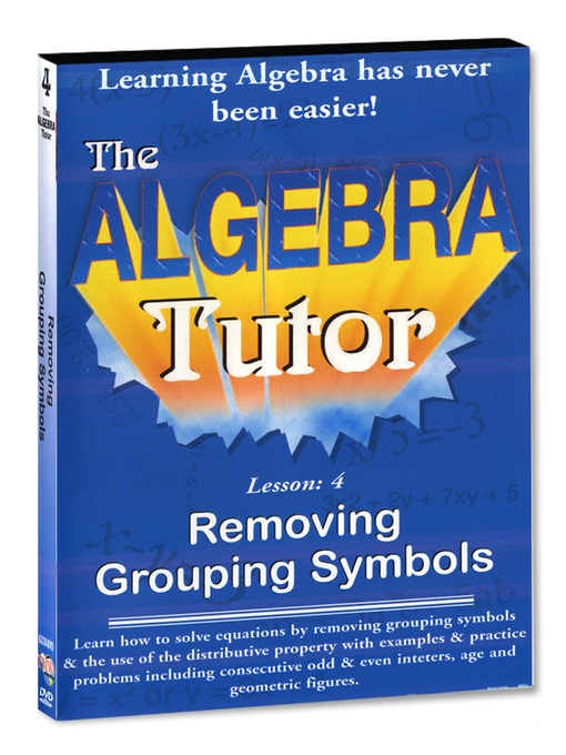 Algebra Math Tutor Grouping Mathematics
