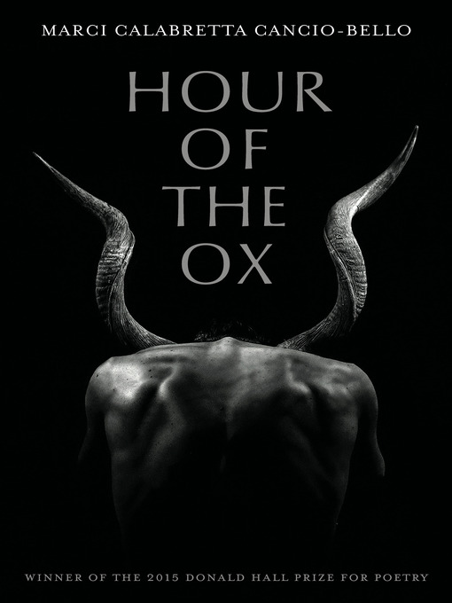 Title details for Hour of the Ox by Marci Calabretta Cancio-Bello - Wait list