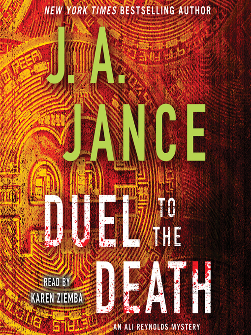 This months new items winchester public library duel to the death ja jance unabridged new york simon schuster audio 2018 fandeluxe Gallery