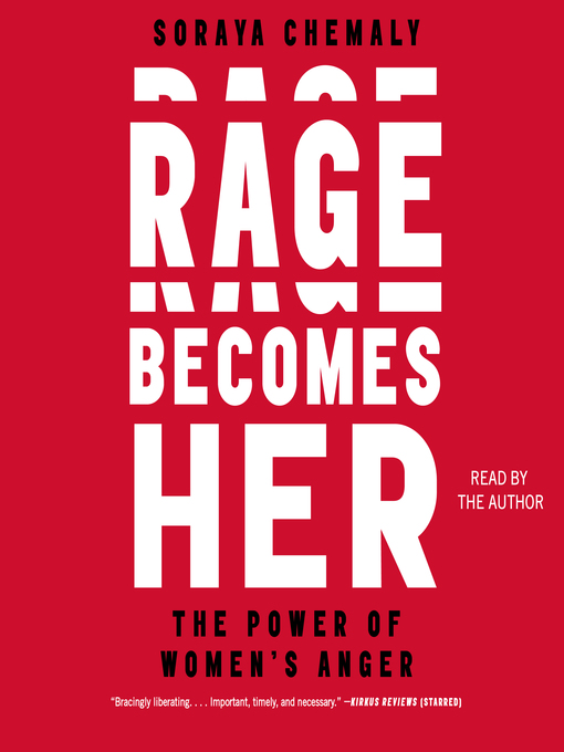 Cover of Rage Becomes Her