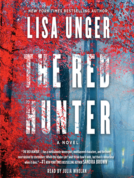 Title details for The Red Hunter by Lisa Unger - Wait list