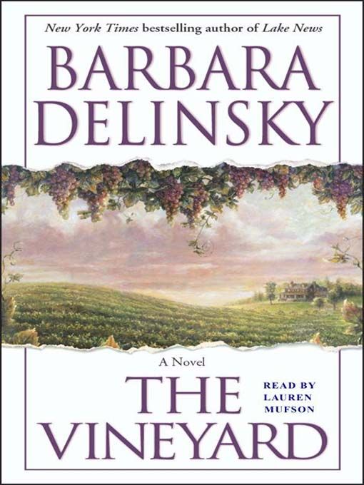 Title details for The Vineyard by Barbara Delinsky - Available