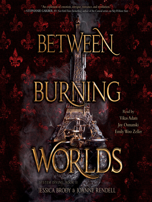 Title details for Between Burning Worlds by Jessica Brody - Wait list