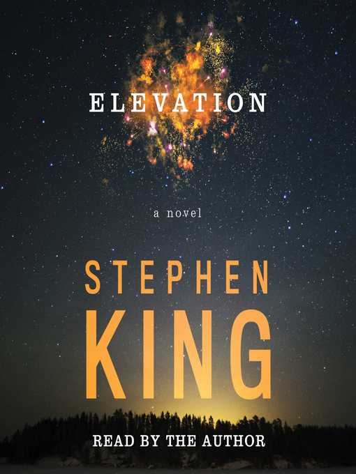 Title details for Elevation by Stephen King - Available