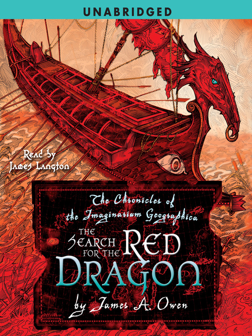 Title details for The Search for the Red Dragon by James A. Owen - Wait list