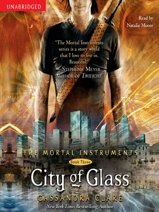 Title details for City of Glass by Cassandra Clare - Available