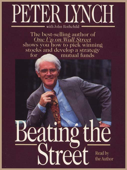 Cover of Beating the Street