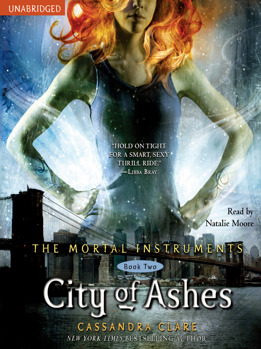 Title details for City of Ashes by Cassandra Clare - Available