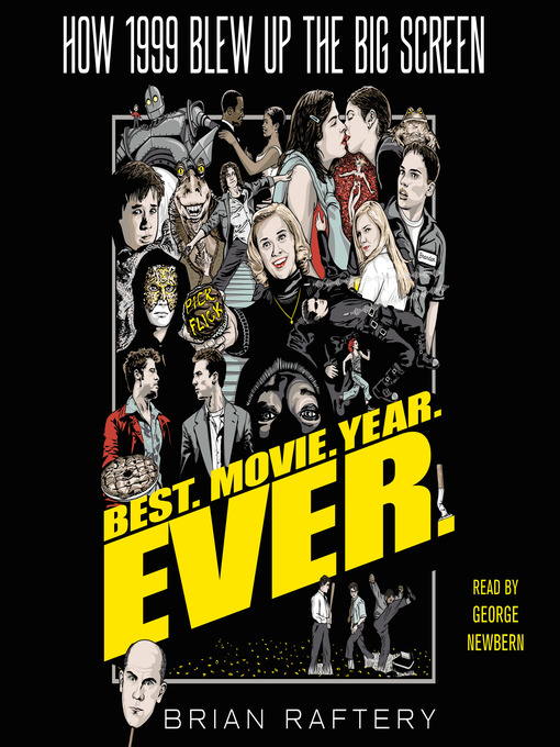 Title details for Best. Movie. Year. Ever. by Brian Raftery - Wait list