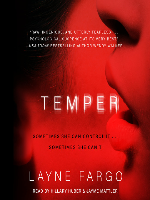 Title details for Temper by Layne Fargo - Available