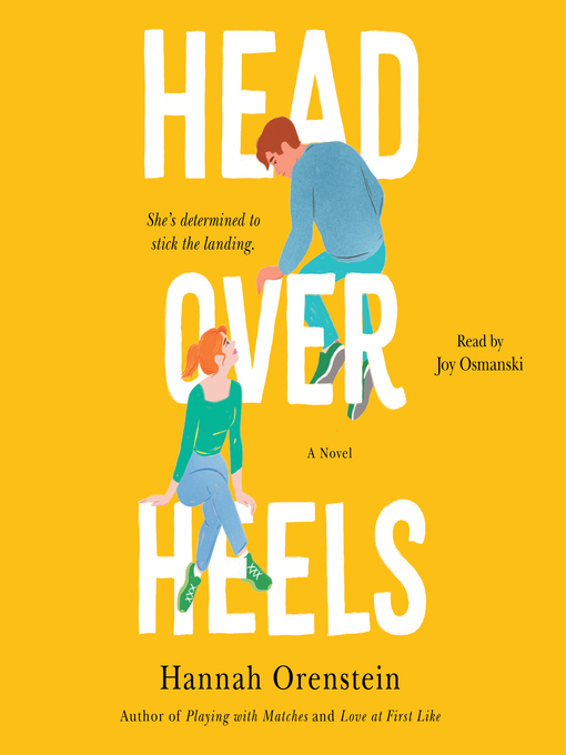 Title details for Head Over Heels by Hannah Orenstein - Wait list