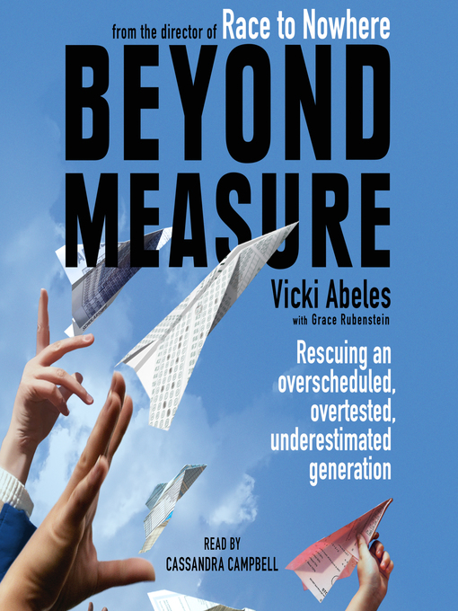 Title details for Beyond Measure by Vicki Abeles - Available