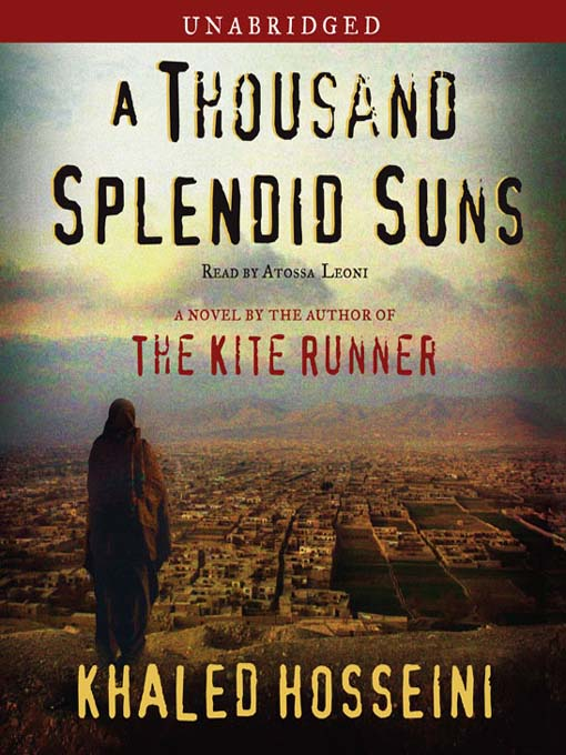Title details for A Thousand Splendid Suns by Khaled Hosseini - Available
