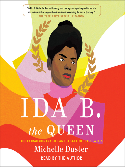 Title details for Ida B. the Queen by Michelle Duster - Wait list