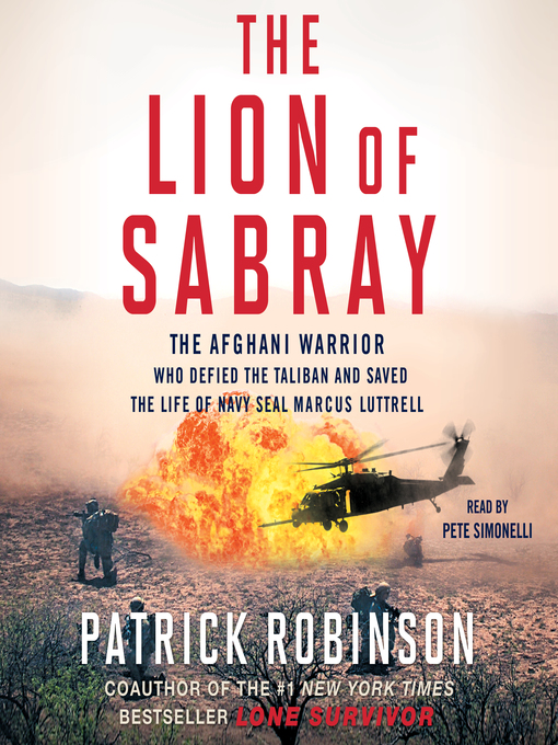 Title details for The Lion of Sabray by Patrick Robinson - Wait list