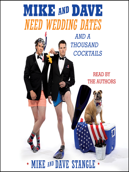 Title details for Mike and Dave Need Wedding Dates by Mike Stangle - Wait list