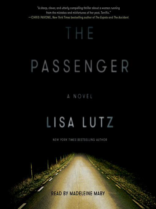 Title details for The Passenger by Lisa Lutz - Wait list