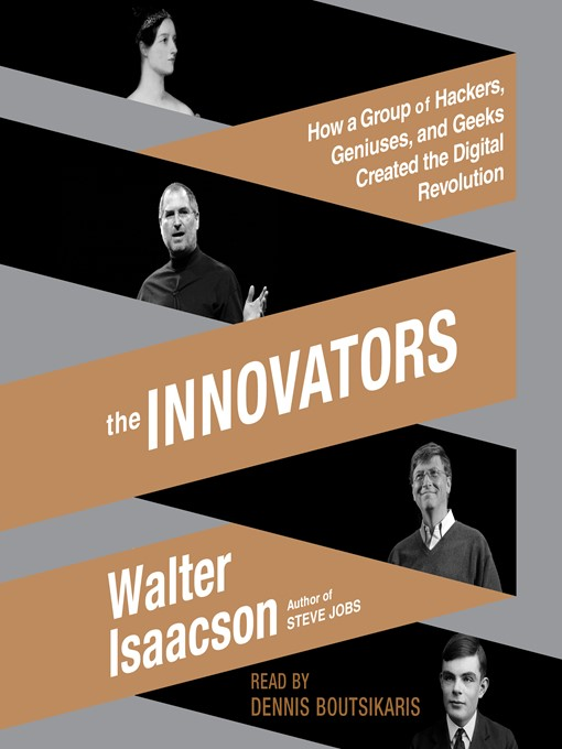 Title details for The Innovators by Walter Isaacson - Wait list