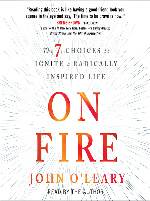 Title details for On Fire by John O'Leary - Available