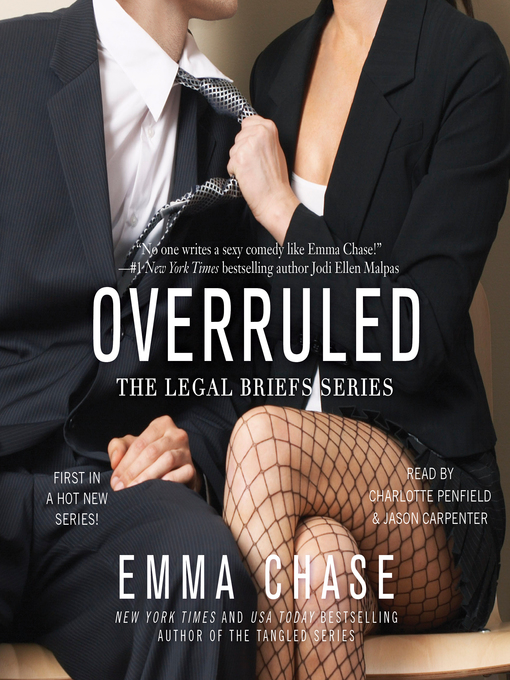 Title details for Overruled by Emma Chase - Available
