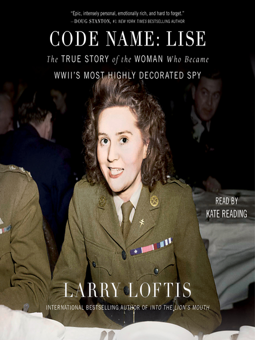 Title details for Code Name by Larry Loftis - Available