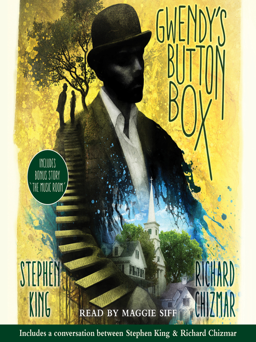 Cover of Gwendy's Button Box