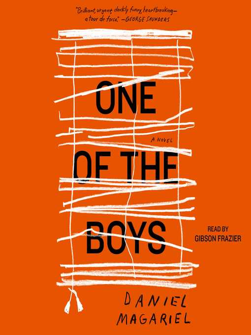 Cover of One of the Boys