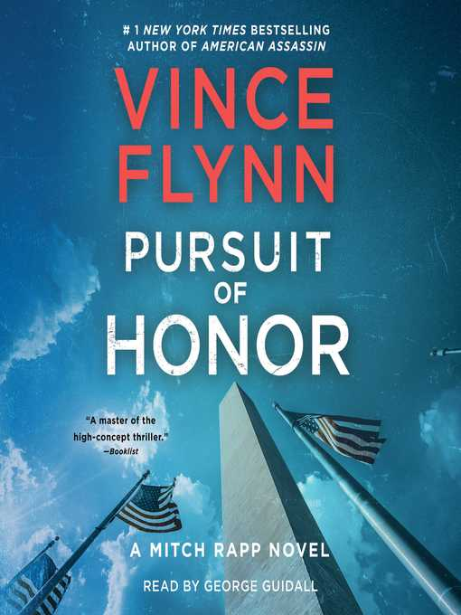 Title details for Pursuit of Honor by Vince Flynn - Available