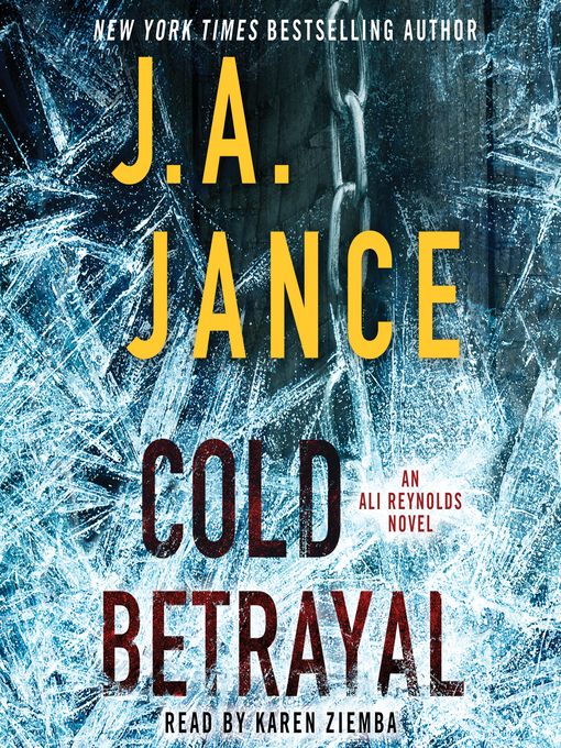 Cover of Cold Betrayal