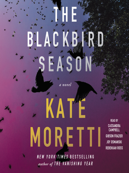 Title details for The Blackbird Season by Kate Moretti - Wait list