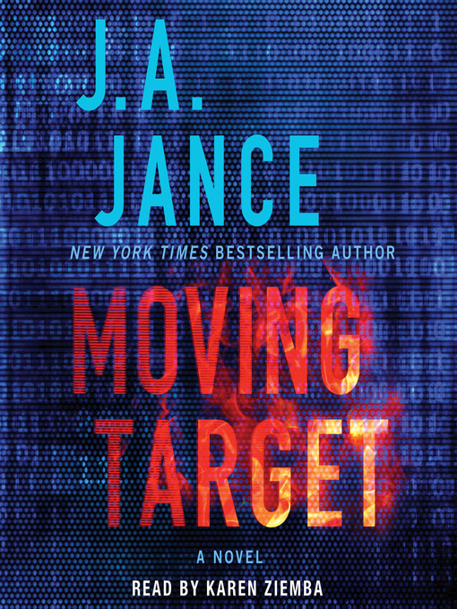 Title details for Moving Target by J.A. Jance - Available