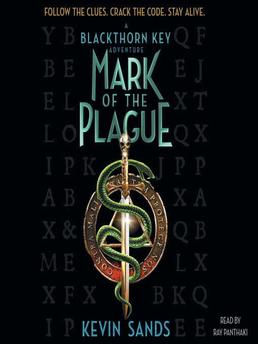 Title details for Mark of the Plague by Kevin Sands - Wait list