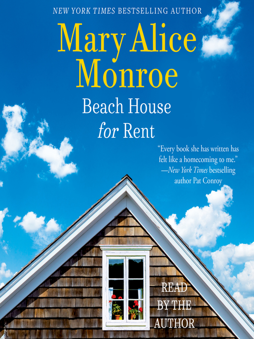 Title details for Beach House for Rent by Mary Alice Monroe - Wait list