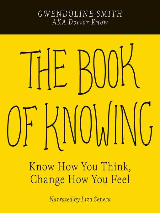 Cover of The Book of Knowing