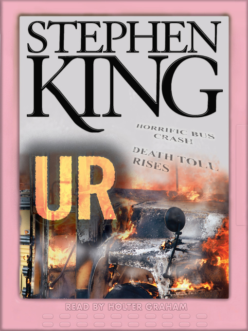 Title details for UR by Stephen King - Wait list