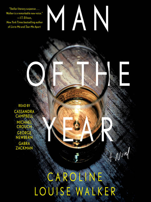 Title details for Man of the Year by Caroline Louise Walker - Available