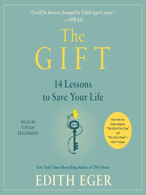 Title details for The Gift by Edith Eva Eger - Available