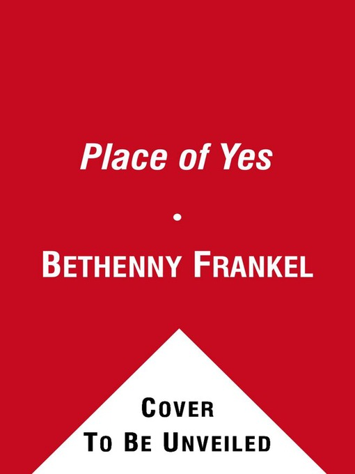 Cover of A Place of Yes