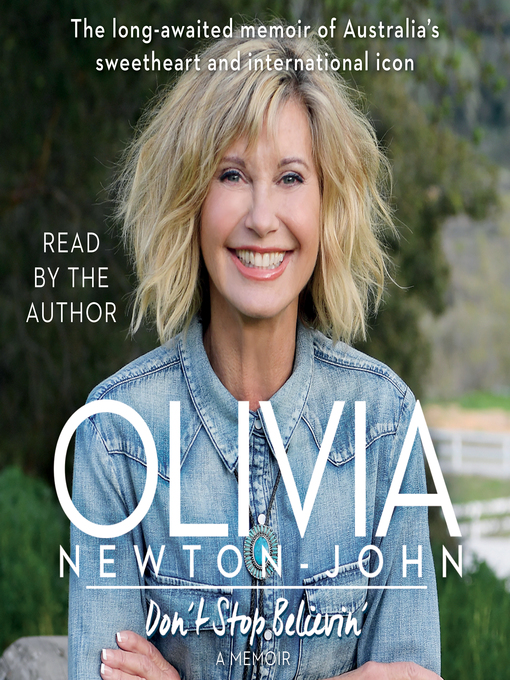 Title details for Don't Stop Believin' by Olivia Newton-John - Available