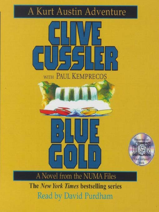 Title details for Blue Gold by Clive Cussler - Available