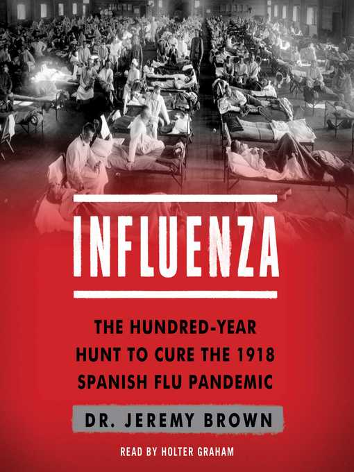 Title details for Influenza by Jeremy Brown - Available