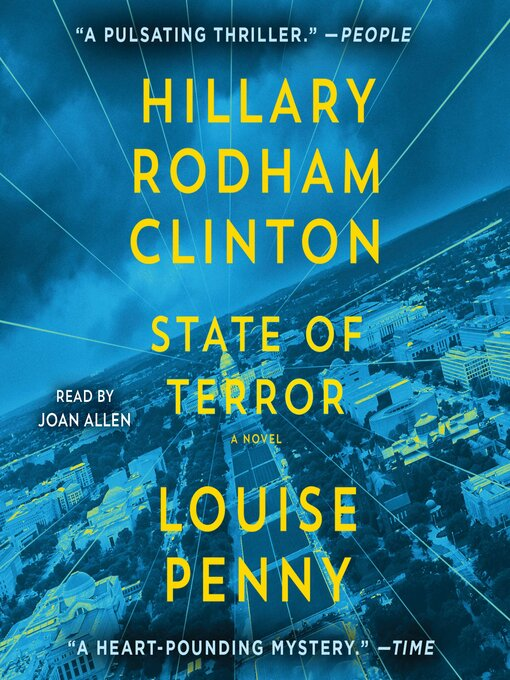 Title details for State of Terror by Louise Penny - Wait list