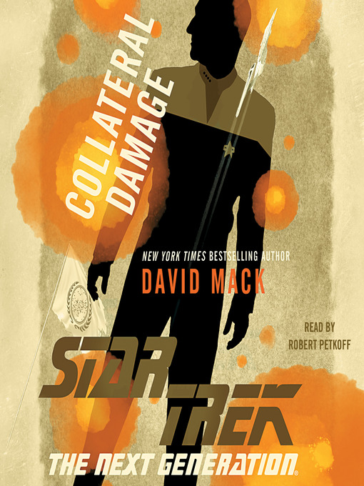 Title details for Collateral Damage by David Mack - Available