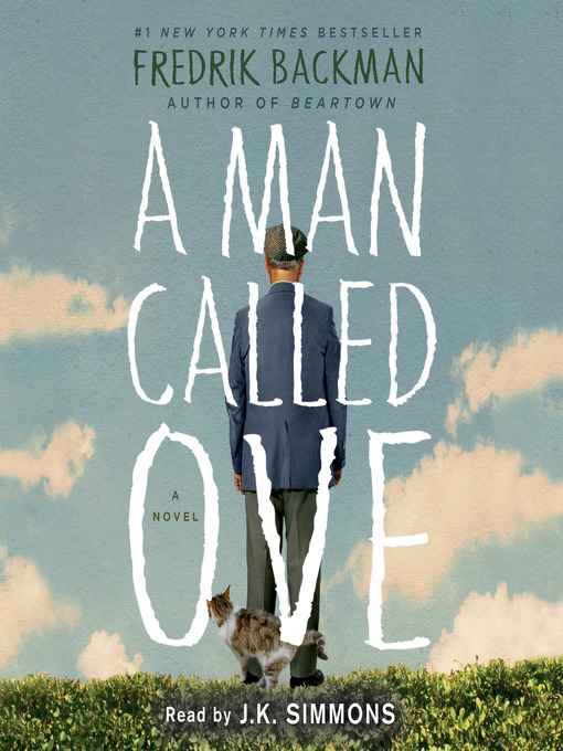 Title details for A Man Called Ove by Fredrik Backman - Wait list