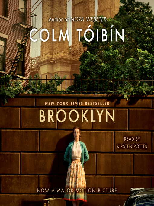Title details for Brooklyn by Colm Toibin - Wait list